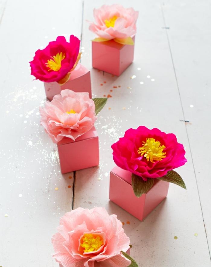 1001 + Tutos Et Idées Top Comment Faire Une Fleur En intérieur Comment Faire Une Rose Avec Du Papier