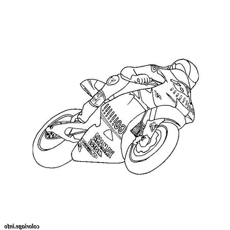 11 Réaliste Coloriage Moto De Course Stock In 2020 destiné Coloriage Moto De Course À Imprimer