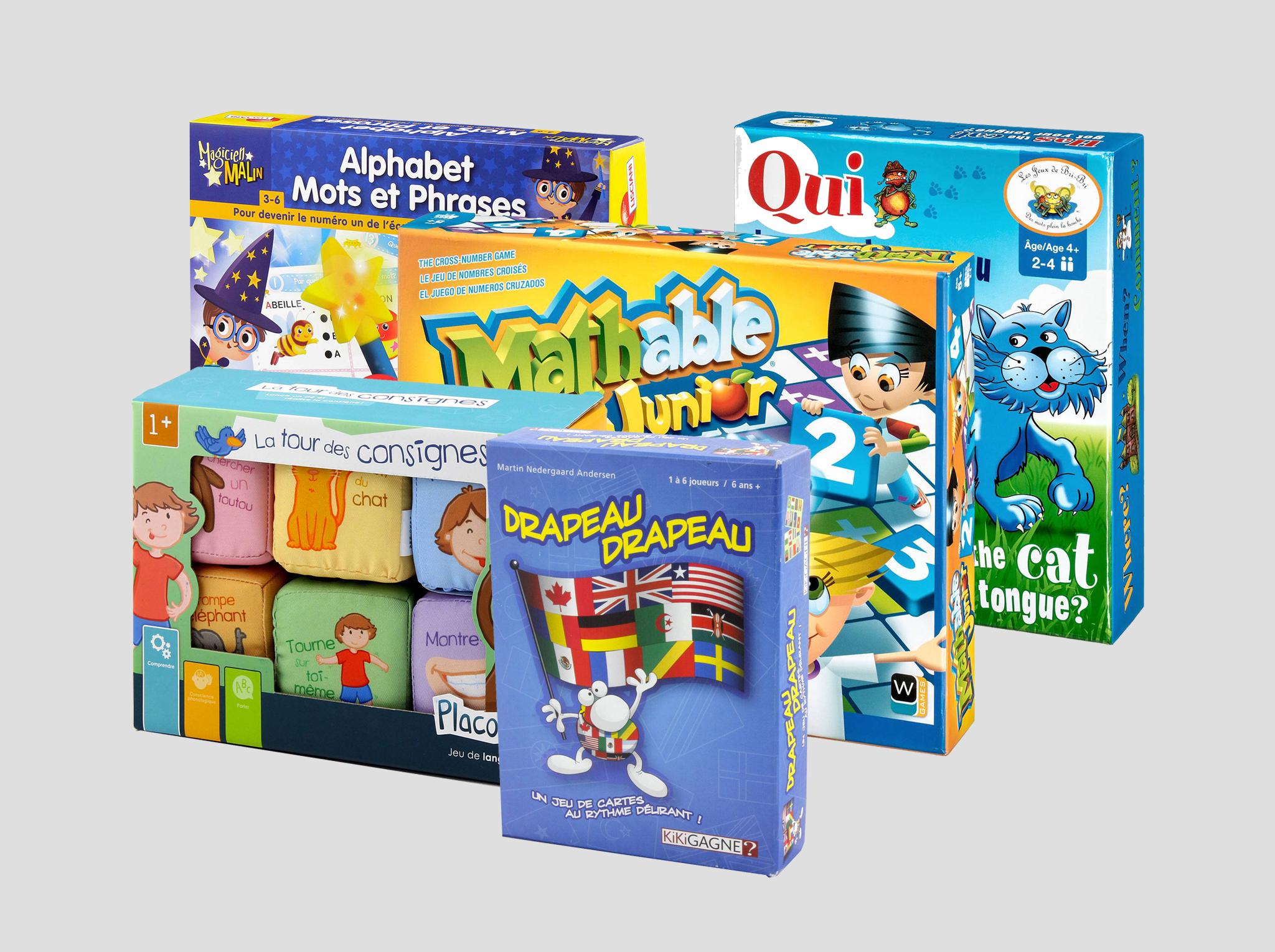 15 Jeux Éducatifs Pour Les Enfants   Protégez-Vous.ca dedans Jeux Ludique Pour Enfant