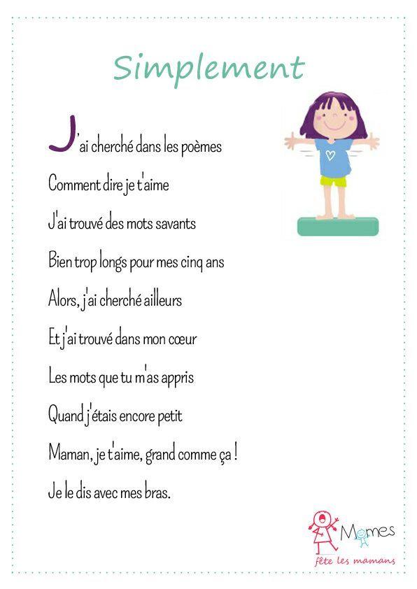 18119357_10212914252112578_8061405774751964609_N (596× à Poeme Pour Fete Des Mere