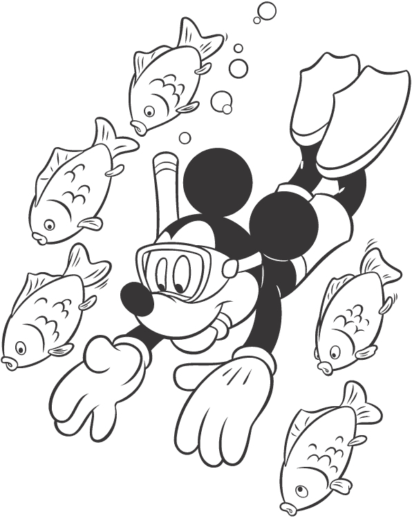 19 Dessins De Coloriage Mickey Et Ses Amis À Imprimer - Dekna concernant Dessin De Mickey Et Ses Amis A Imprimer