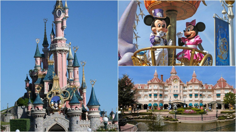 2 Jours À Disneyland : 173 € Les Billets 2 Parcs + 1 Nuit destiné Combien Coute Un Week End A Disneyland Paris