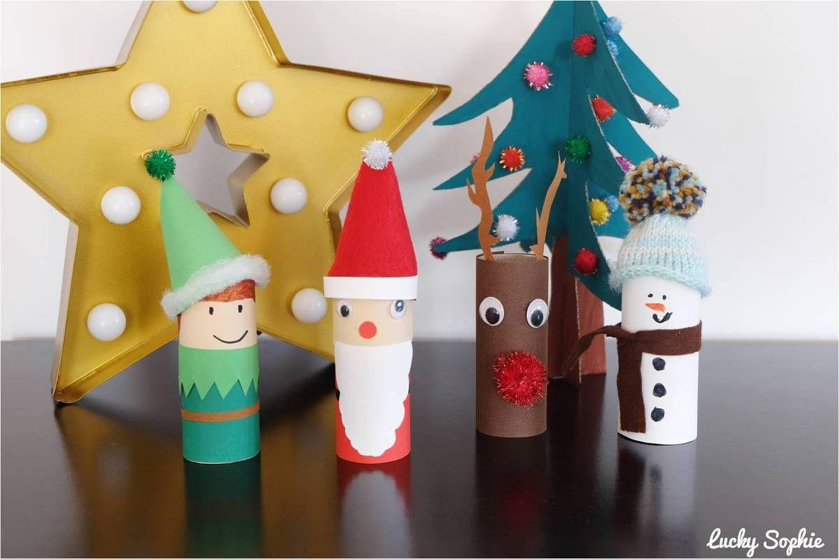 24 Activités Créatives De Noël Avec Les Enfants Diy avec Fabriquer Un Renne De Noel Exterieur