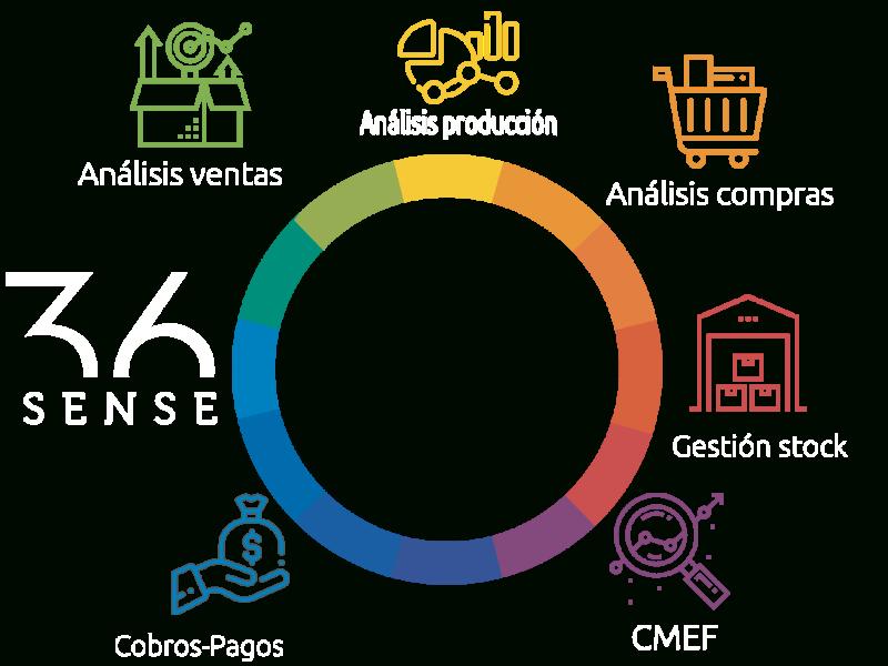 360Sense | Business Intelligence Con Qlik Sense A Tu Medida intérieur Tu Es Sensé
