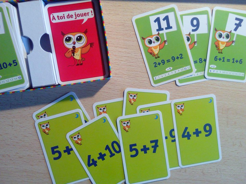4 Petits Jeux Pour Progresser En Calcul Mental (Additions intérieur Jeux Pour Les Petit De 4 Ans