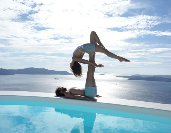 45 Yoga Exercices Qui Vont Vous Inspirer À Pratiquer à Figure De Yoga A Deux