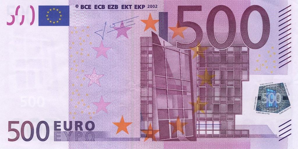 500 Euro Schein Originalgröße Pdf - 500 Euro Schein / In encequiconcerne Billet Euro A Imprimer