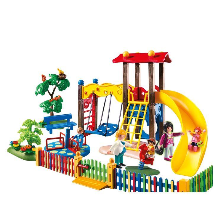 5568 Square Pour Enfants Avec Jeux Playmobil Pour Enfant concernant Jeux Pour Enfant De 4 Ans