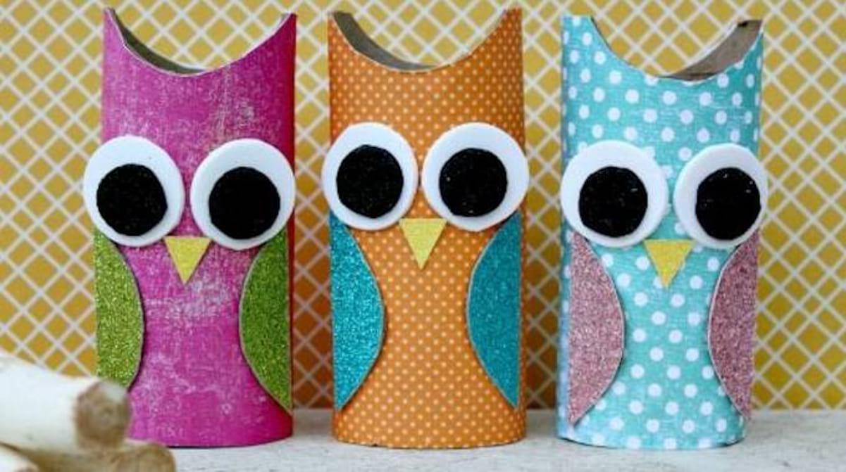 61 Façons Créatives De Réutiliser Les Rouleaux De Papier à Recyclage Rouleau Papier Toilette