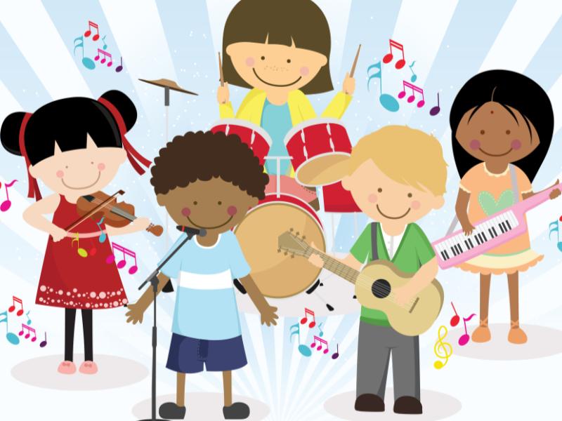 8 Jeux Autour Des Sons Et De La Musique tout Jeux De Musique En Ligne