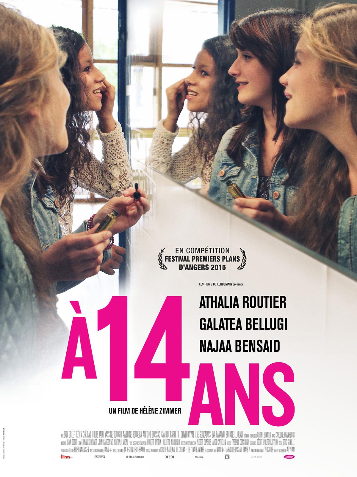 A 14 Ans - Film 2014 - Allociné encequiconcerne Les Meilleurs Films D Amour Pour Ado