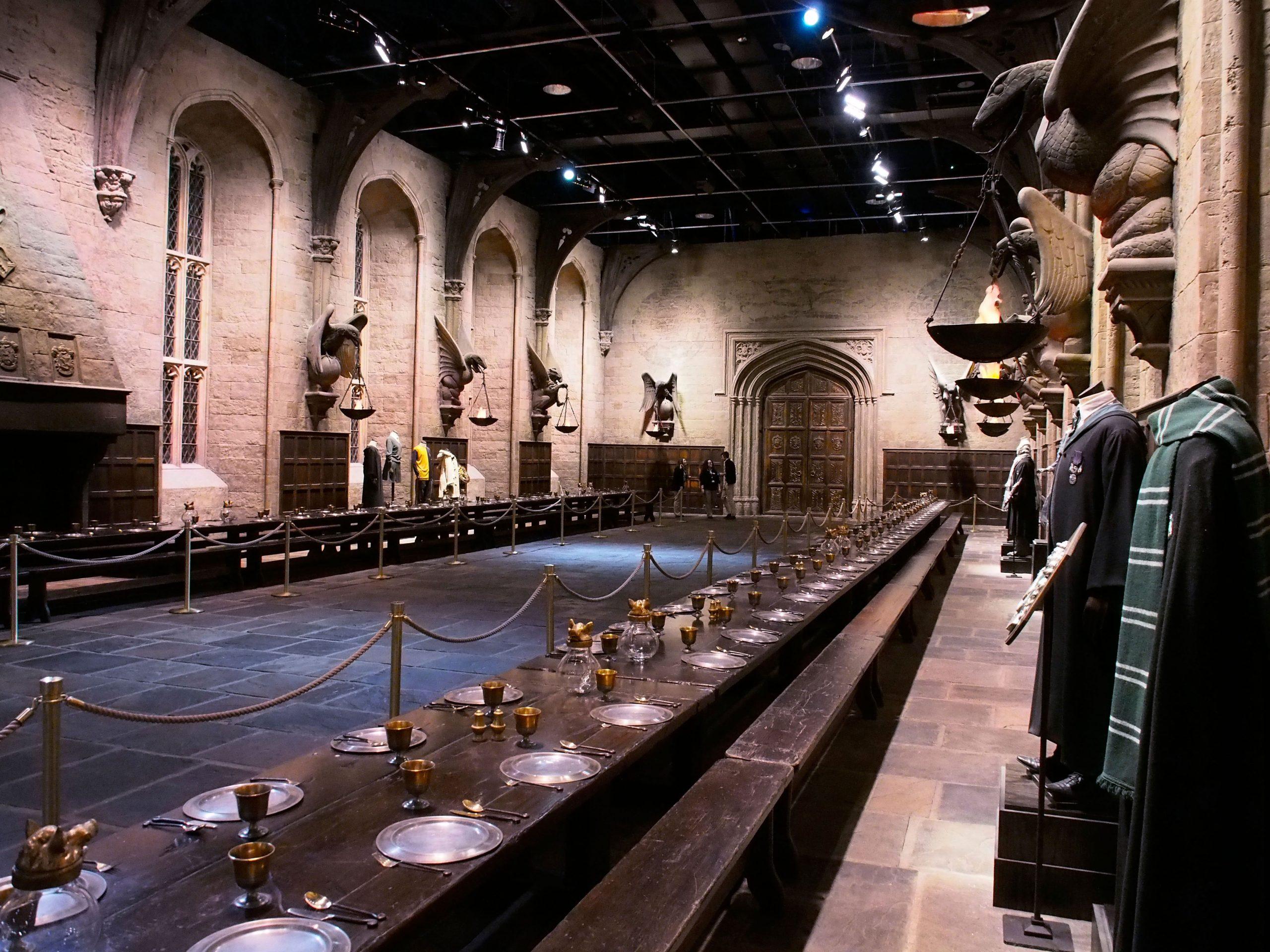 A Harry Potter Tour Of The Uk - Photos - Condé Nast Traveler dedans Studio Warner Bros Londres Harry Potter