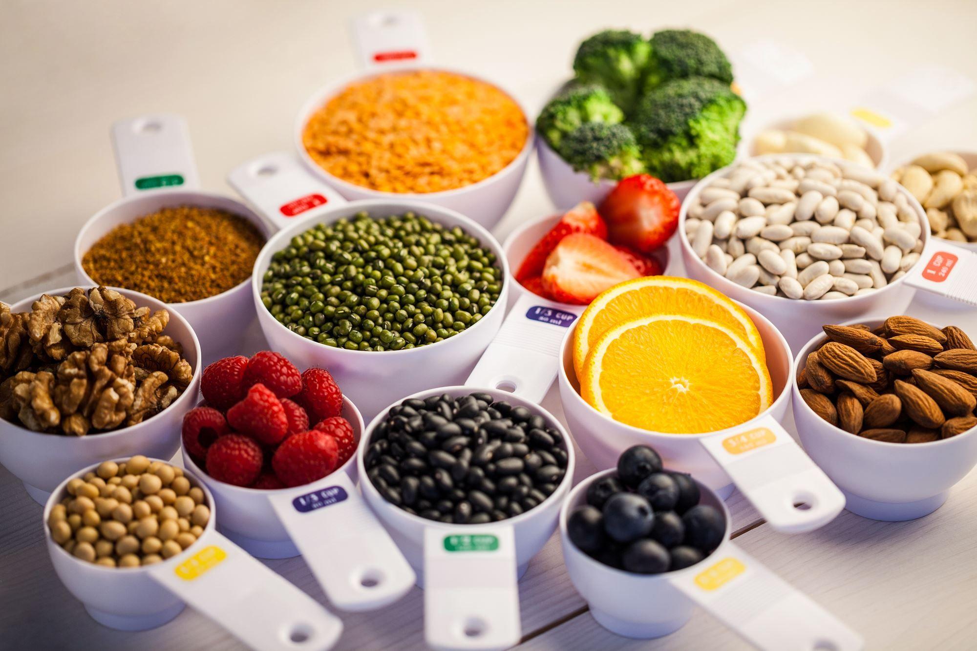 A Quoi Correspond Une Portion De Fruits Et Légumes ? (Avec pour Legume Ou Fruit En J