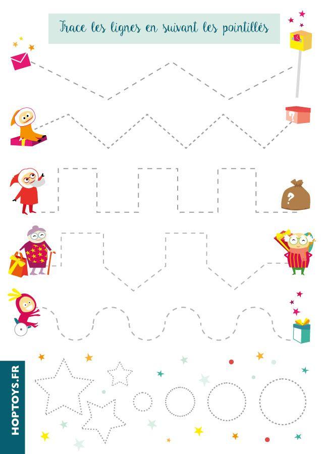À Télécharger : Mémo, Loto & Jeux De Noël   Jeux Noel tout Découpage Maternelle À Imprimer