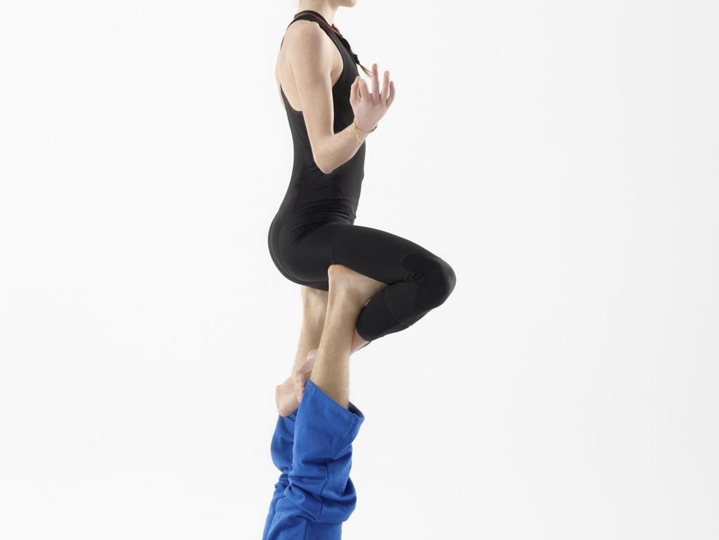 Acro Yoga : Caractéristiques Et Bienfaits De L'Acro Yoga intérieur Figure De Yoga A Deux