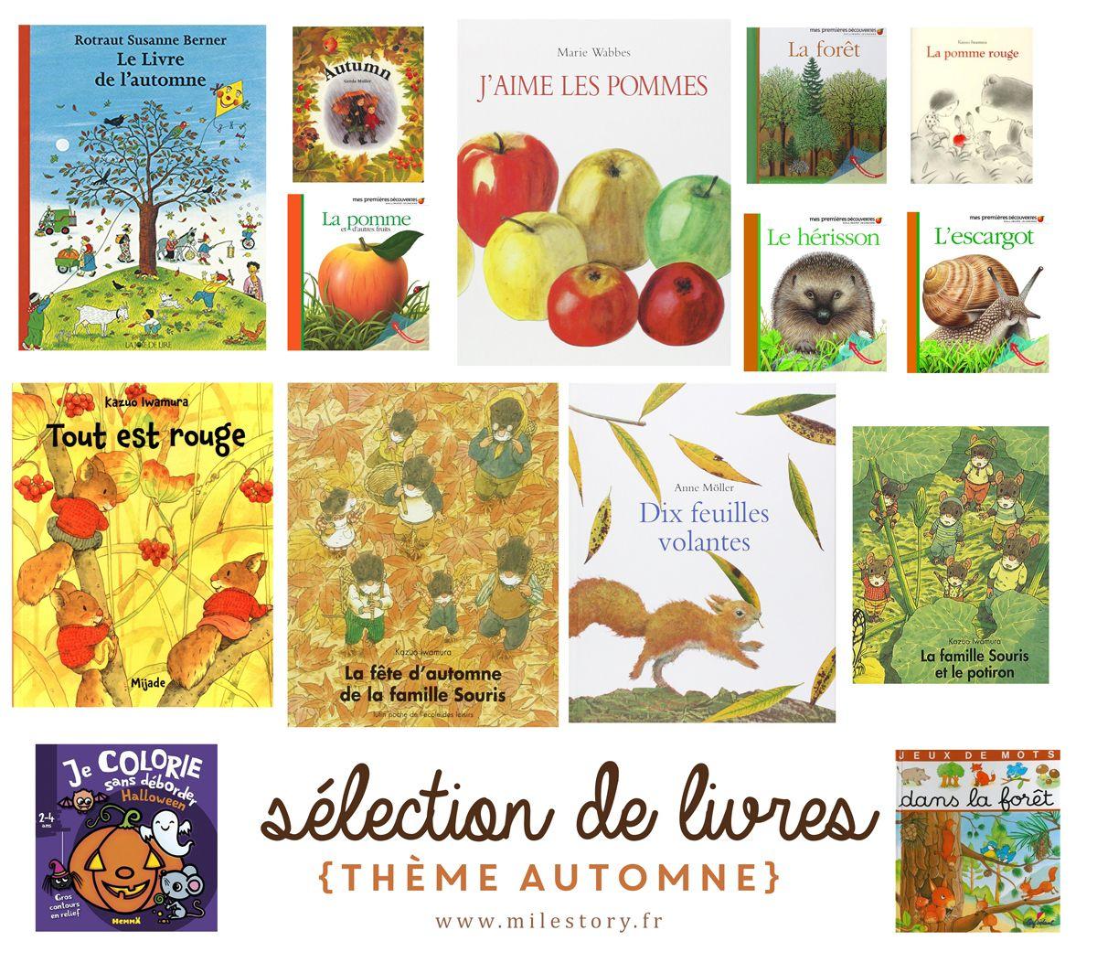 Activités Thème Automne Maternelle : Livres, Imagier serapportantà Imagier Automne