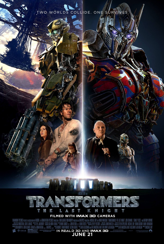 Affiche Du Film Transformers: The Last Knight - Photo 23 pour Regarder Transformers 5 En Streaming