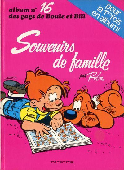 Album N°16 Des Gags De Boule Et Bill Par Roba | Boule Et tout Deguisement Titeuf