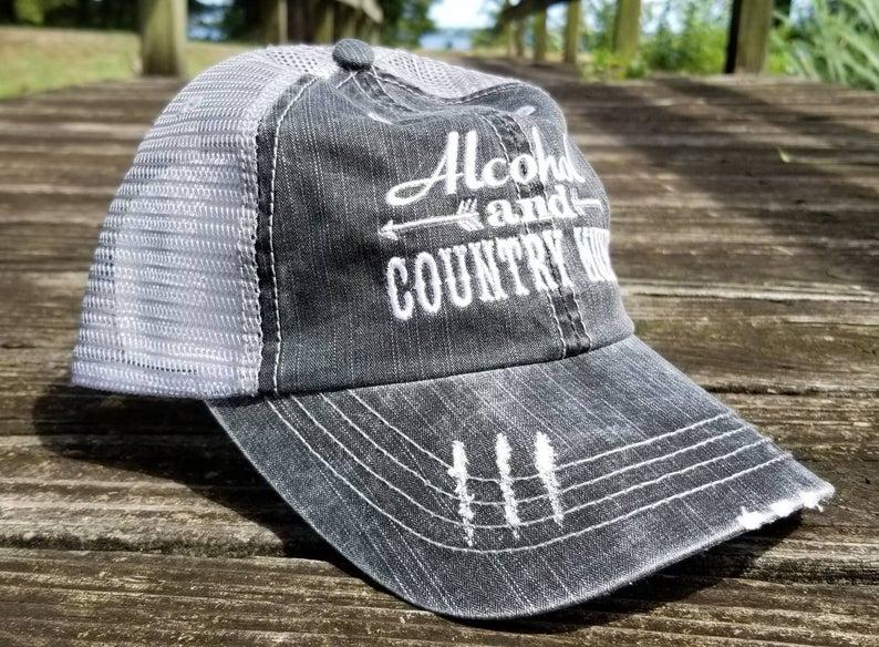 Alcool Et Musique Country Chapeau Noir Bas Profil En encequiconcerne Musique Chapeau