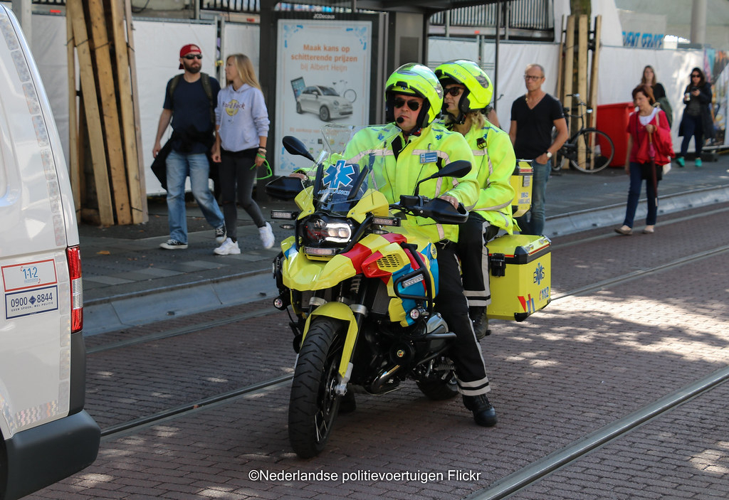 Ambulance Bmw R1200Gs (Motolance)   Ems   This Motorcycle destiné Moto Ambulance