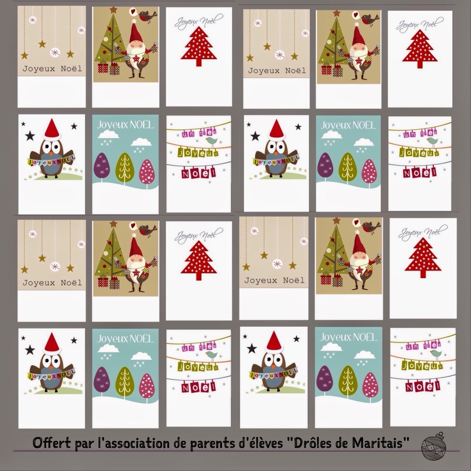 """Ape """"Drôles De Maritais"""": Etiquettes Cadeaux À Imprimer pour Etiquette Pour Cadeau De Noel"""