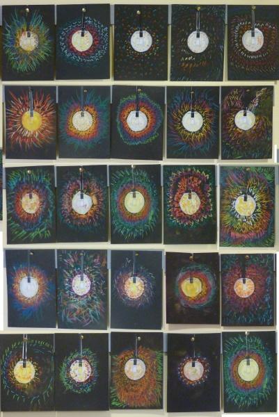 Art Visuel : Ce1-Ce2 - École Élémentaire Louise Michel avec Art Visuel Ce1 Ce2