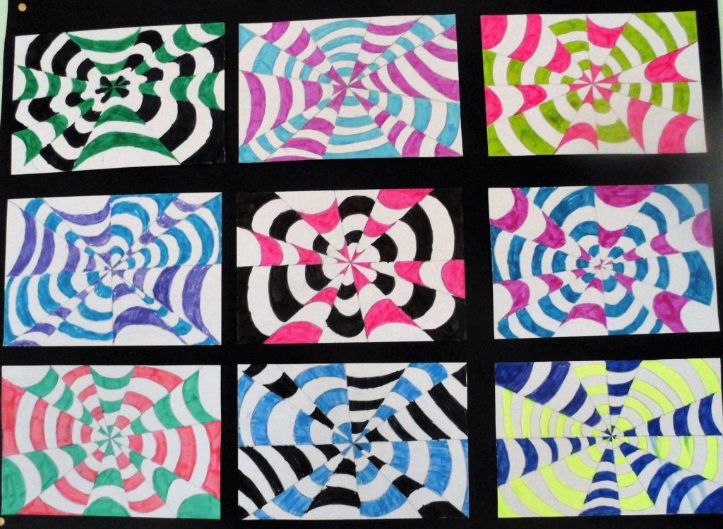Arts Visuels En Ce-Cm - Ecole Ste Marie concernant Art Visuel Ce1 Ce2
