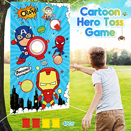 Atopdream Jouet Garçon 3-12 Ans, Jeu Exterieur Enfant pour Jeux Pour Enfant De 7 Ans