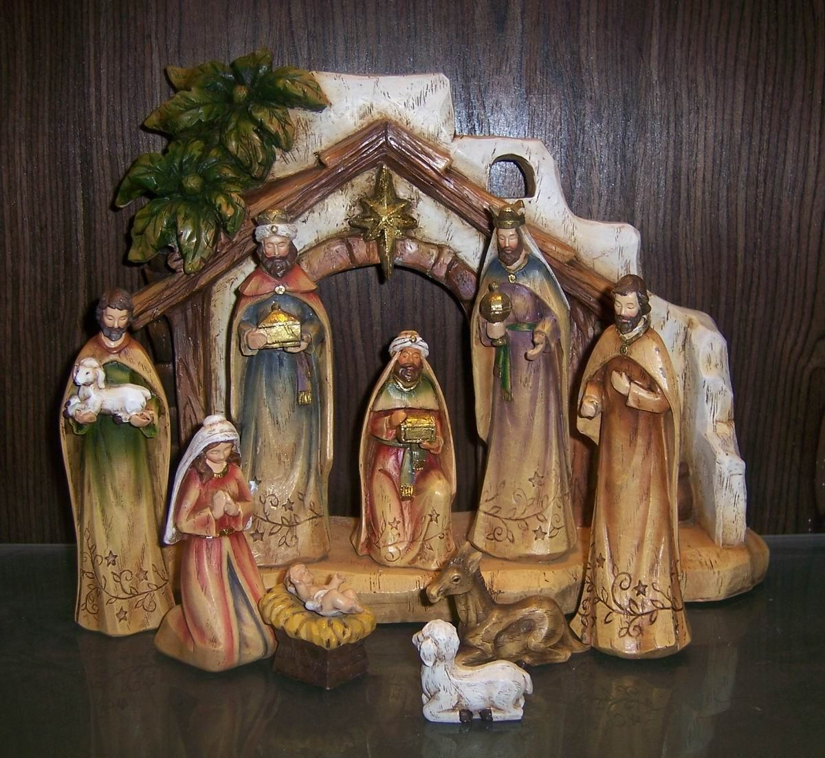 Beautiful | Christmas Nativity Set, Nativity Set serapportantà Theme Creche