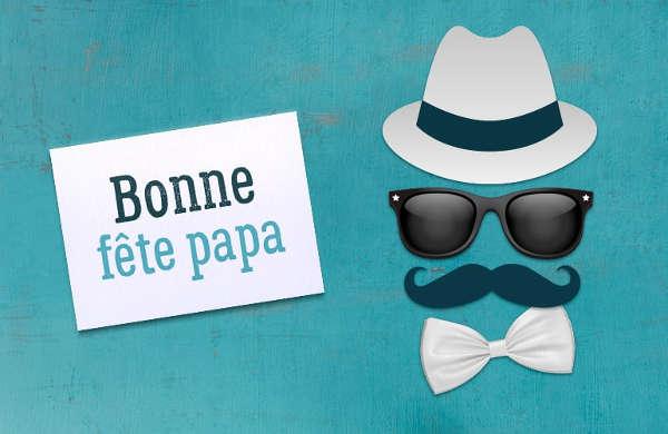 Beaux Messages Fêtes Des Pères Textes Bonne Fête Papa pour Message Bonne Fete Papa