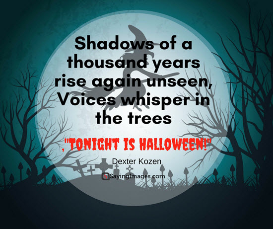 Best Halloween Quotes And Sayings Images, Cards encequiconcerne Phrase D Halloween