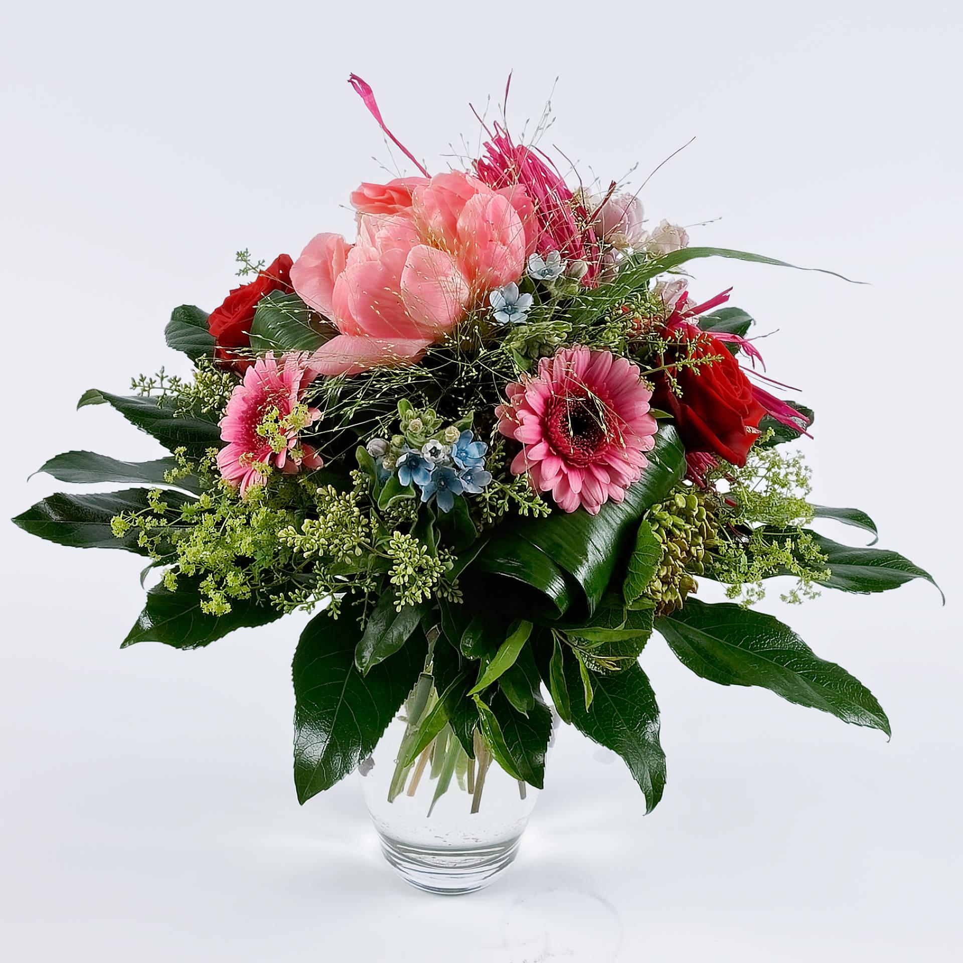 Bouquet Je T'Aime - Fleurs Duchmann avec Je T Aime Avec Des Fleurs