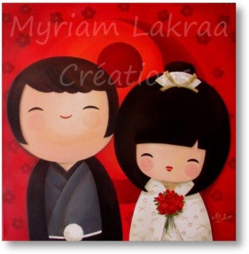 Cadeau De Mariage - Peinture-Modelage, Le Blog Des destiné Modelage Chinois