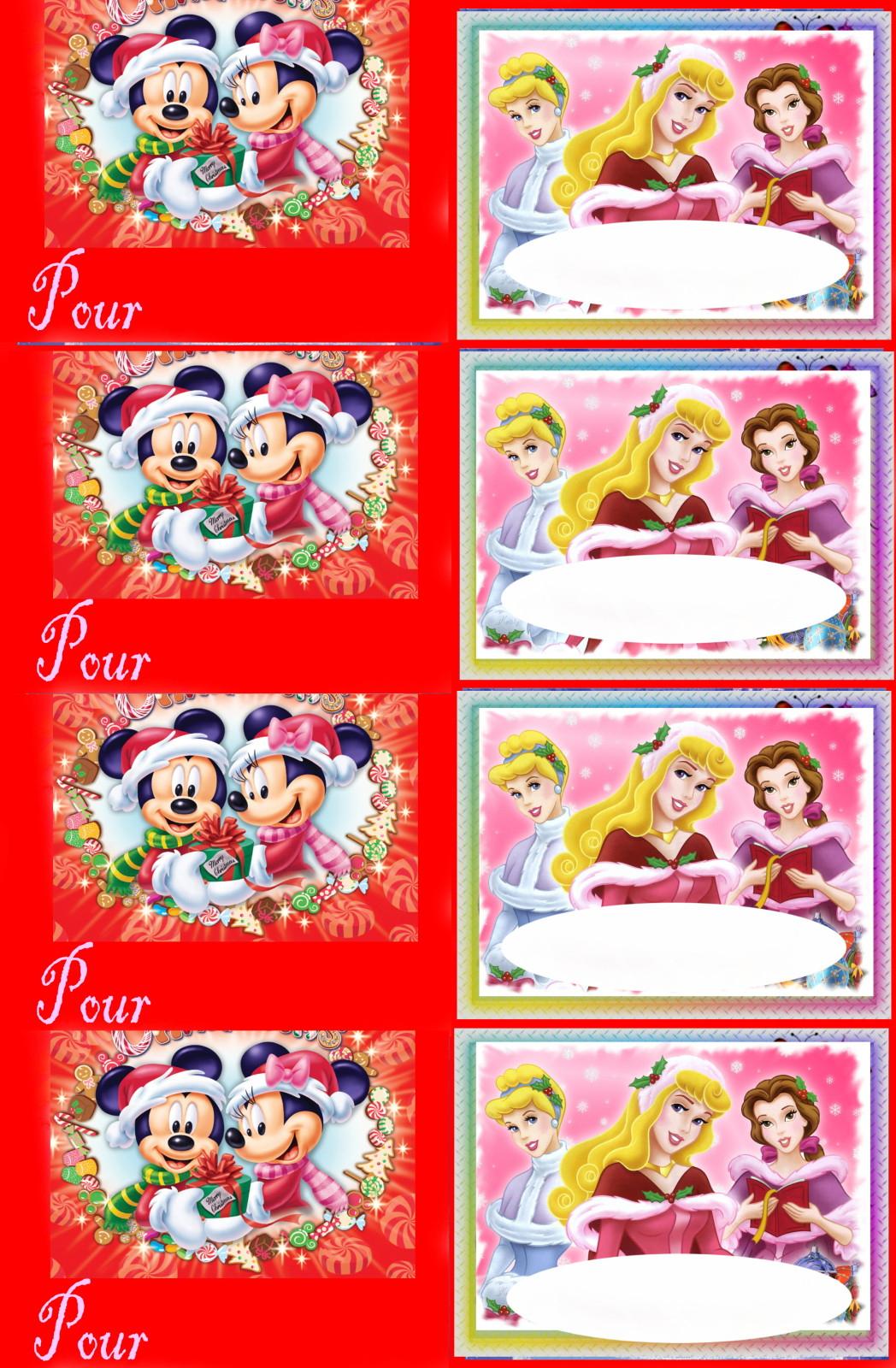 Cadeau Noel Minnie - Airship-Paris.fr serapportantà Etiquette Pour Cadeau De Noel