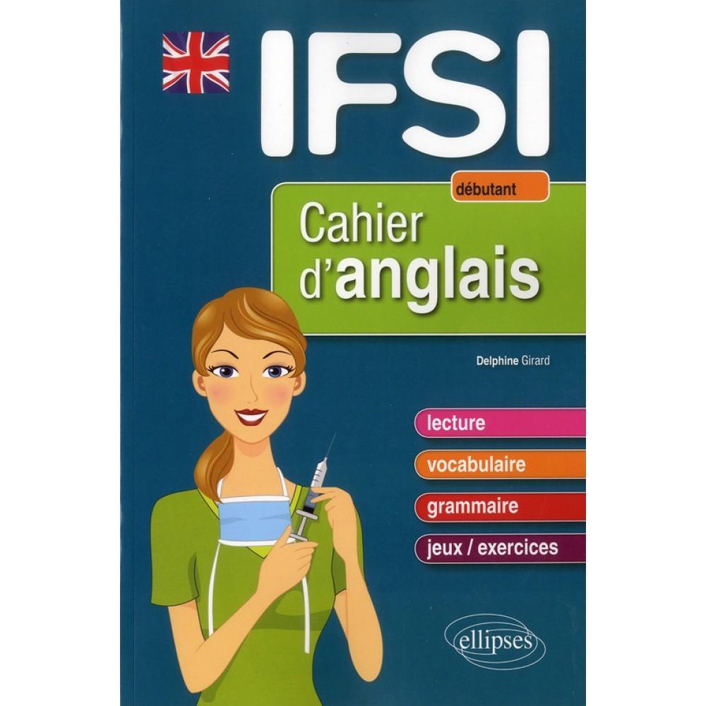 Cahier D' Anglais Pour Les Ifsi - Débutant - Médecine Et concernant Decoration Cahier Anglais