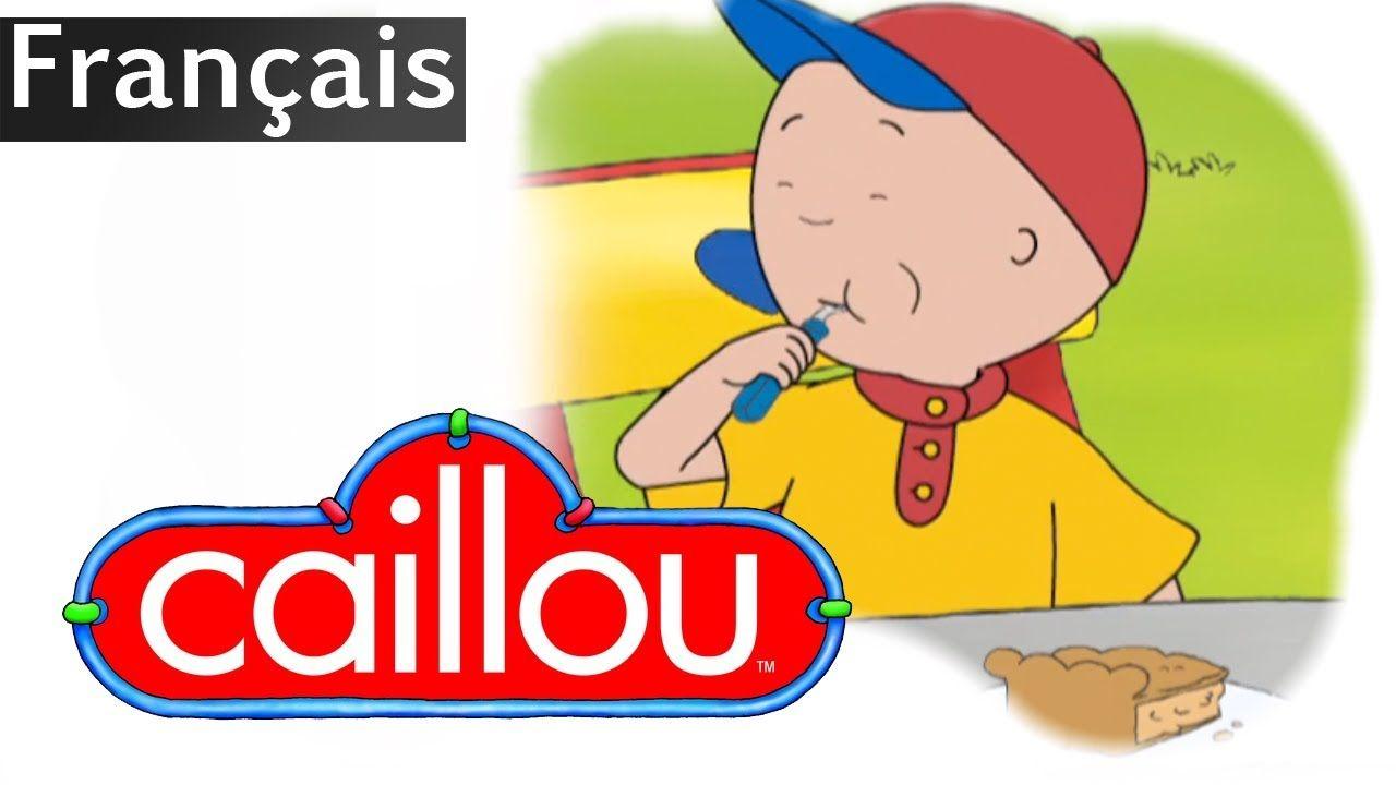 Caillou En Français - Version Française 65 Mins+ | Conte pour Monsieur Caillou