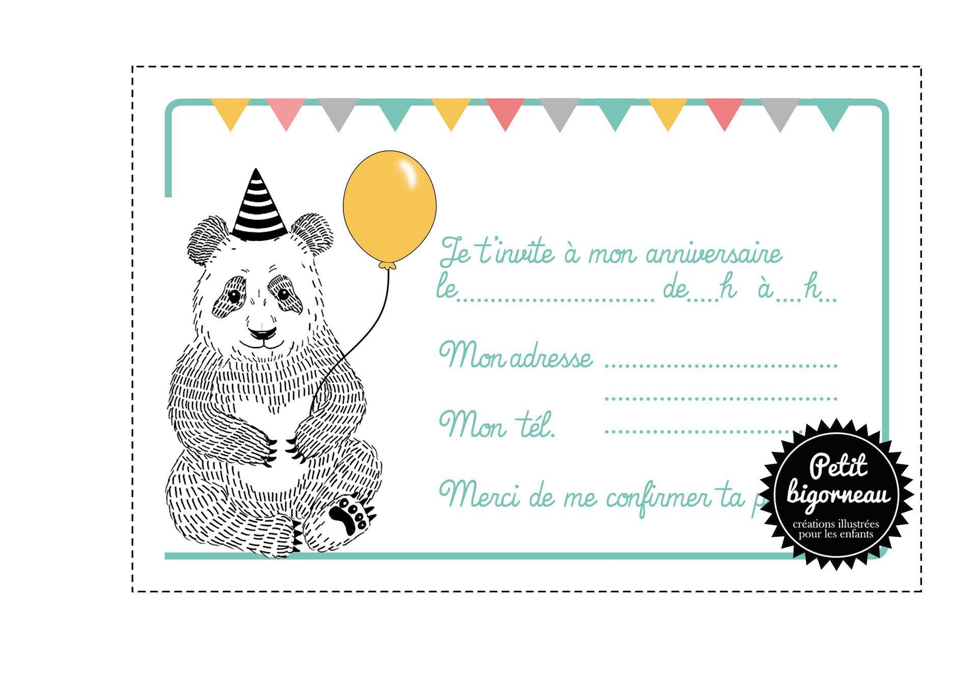 Carte D'Anniversaire Gratuite Pour Fille De 11 Ans Lovely intérieur Invitation Anniversaire 4 Ans Fille