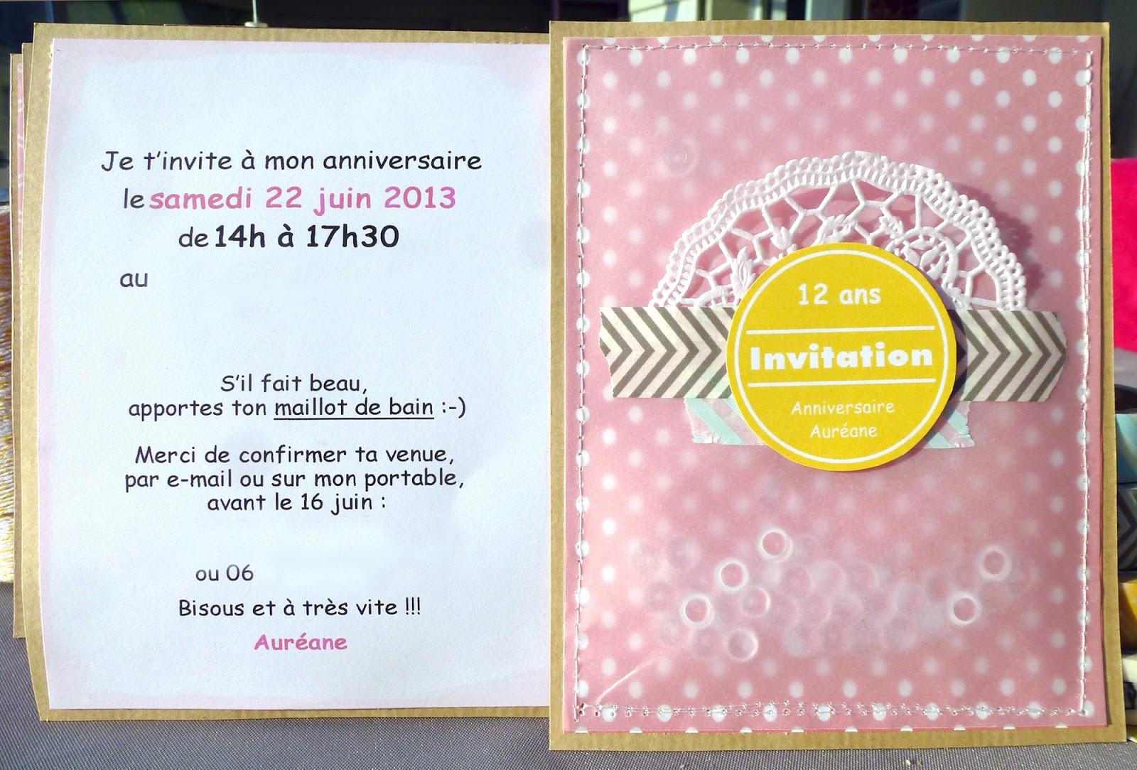 Carte D'Anniversaire Pour Un Garcon De 11 Ans Luxury à Invitation Anniversaire 4 Ans Fille
