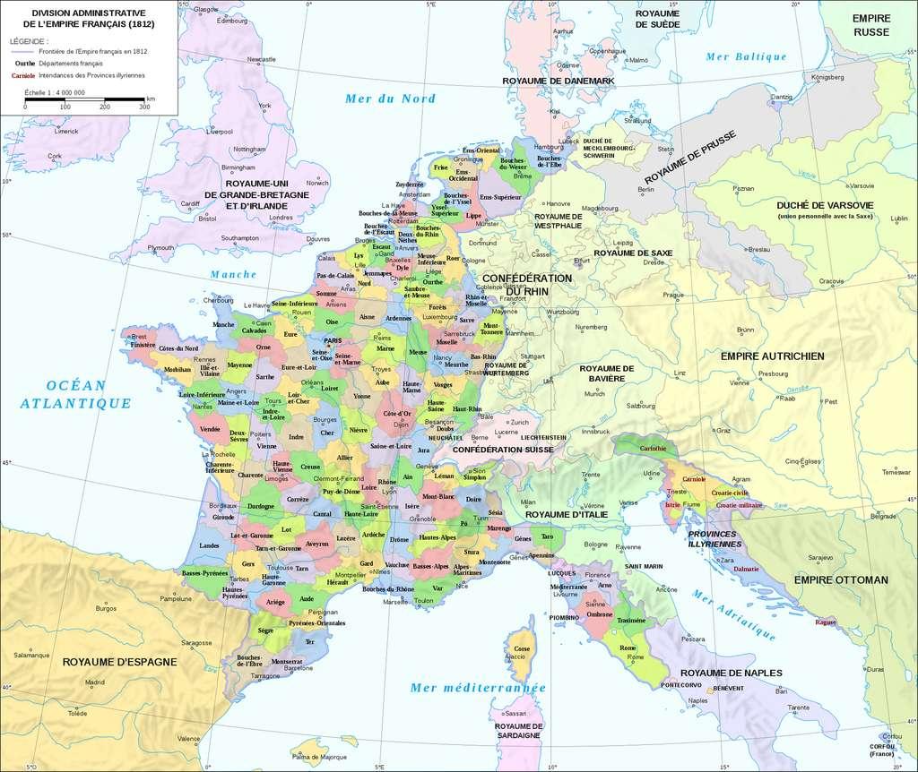 Carte De France Avec Départements Et Préfectures tout Département Et Préfecture