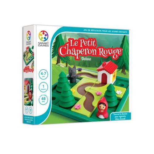 Casse-Tête Le Petit Chaperon Rouge Smartgames Pour Enfant pour Jeux Pour Les Petit De 4 Ans