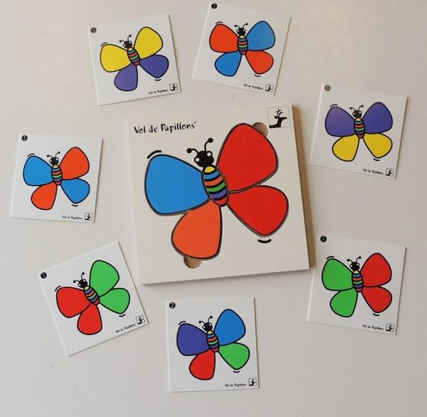 Catalogue Des Jeux Pédagogiques — Ville D'Arlon pour Papillon Jeu