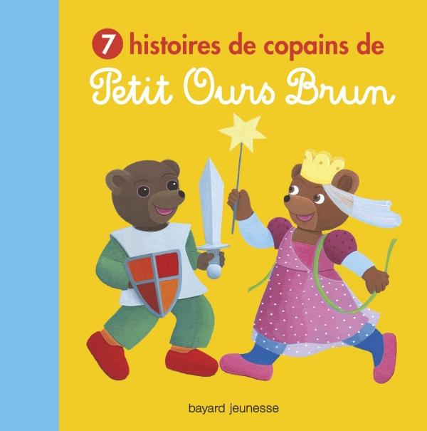 Catalogue : Grands Livres Recueils D'Histoires De Petit encequiconcerne Histoire De Petit Ours Brun