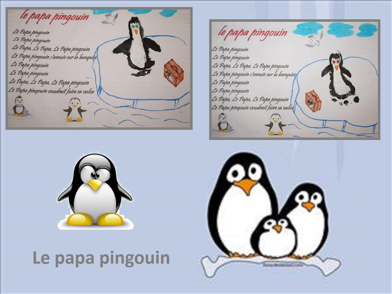 Chansons Le Papa Pingouin encequiconcerne Musique De Pingouin