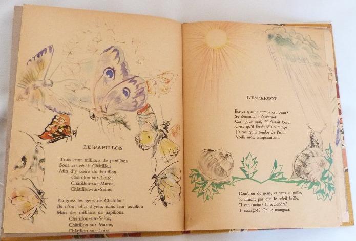 Chantefables De Robert Desnos - Reliure D'Art Dare avec Le Tamanoir Poésie