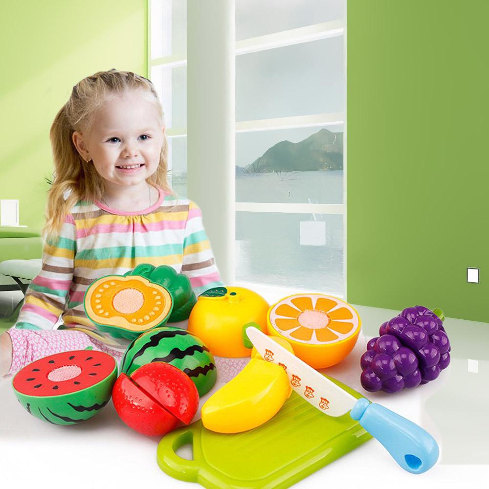 Classic-Font-B-Toys-B-Font-Jeux-De-Simulation-En-Plastique intérieur Jeux Ou On Coupe Des Fruits
