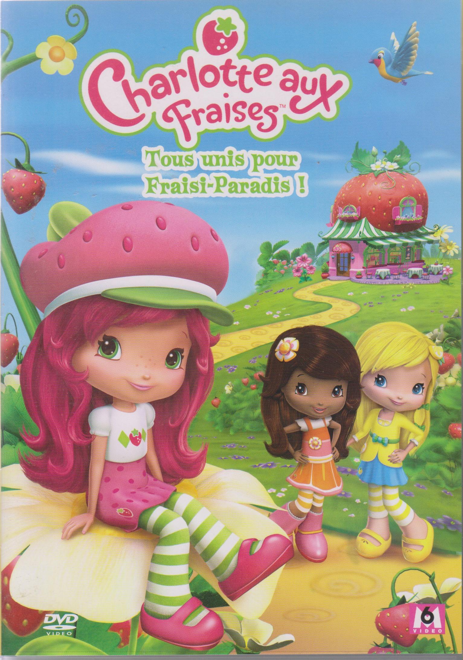 Coloriage Charlotte Aux Fraises Et Ses Amies destiné Charlotte Aux Fraises Et Ses Copines