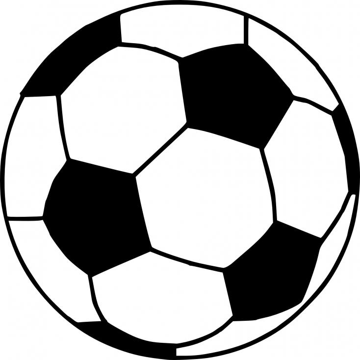 Coloriage De Ballon De Foot À Imprimer Sur Coloriage De encequiconcerne Dessin De Ballon De Foot A Imprimer