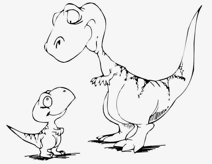 Coloriage De Dinosaures À Imprimer   Liberate pour Coloriage Dinosaure Imprimer