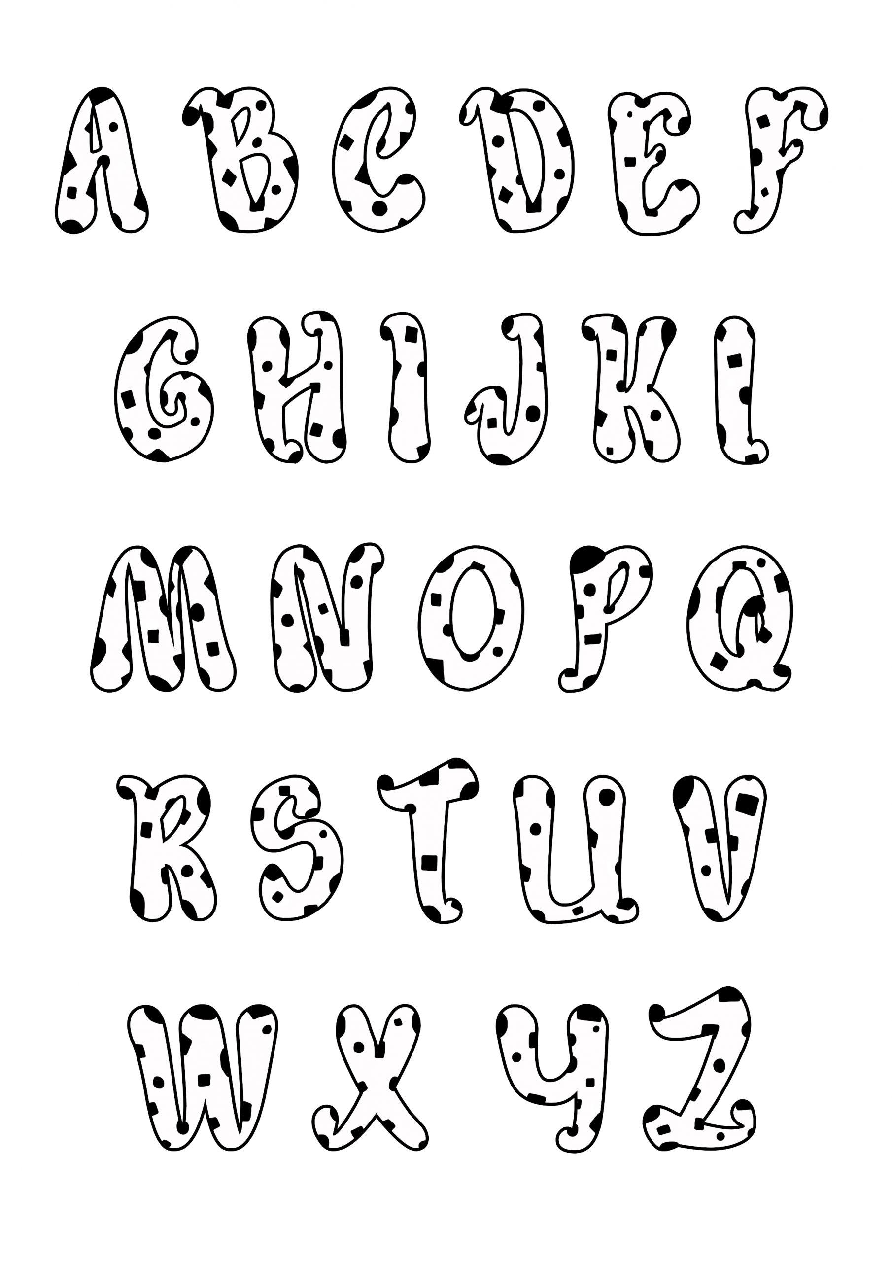 Coloriage De L Alphabet Avec Des Animaux   Des Milliers De intérieur Lettre De L Alphabet A Imprimer Et Decouper