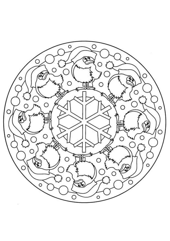 Coloriage De Mandala Difficile Sur Hugo L Escargot concernant Hugo L Escargot Coloriage Mandala